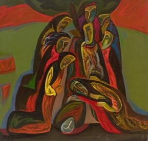 Karo metu rauda ll, 1981