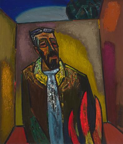 Algio Paltaroko portretas, 1971