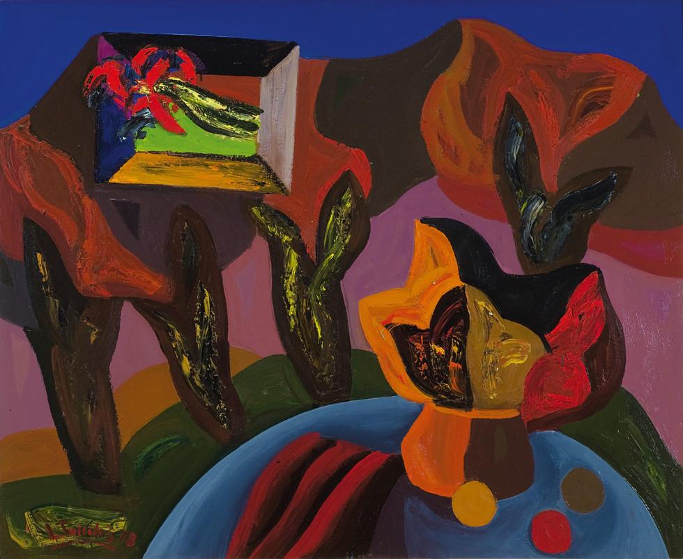 Ilgesio motyvai, 1978