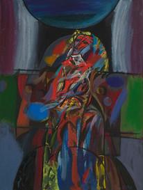 Vieniša figūra, 1991
