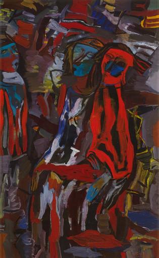 Trys figūros, 1992