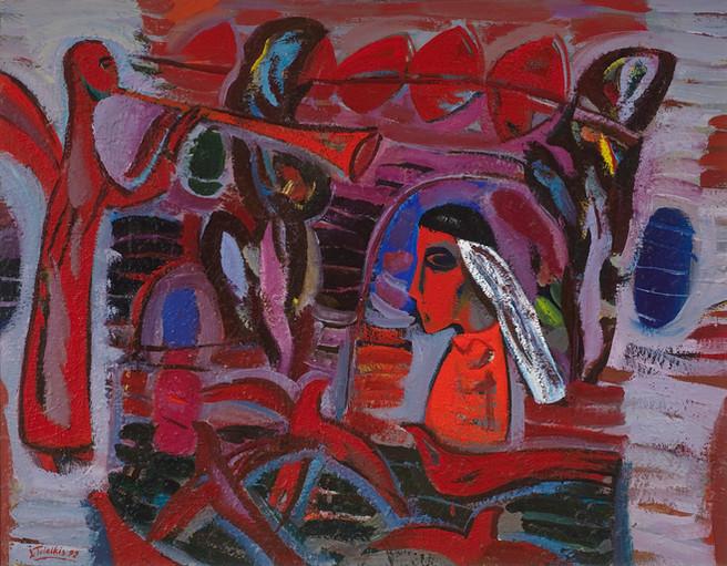 Vaikystės melodijos, 1992