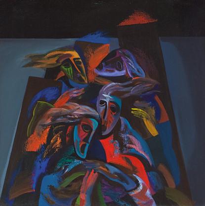 Tos dienos ir naktys II, 1985