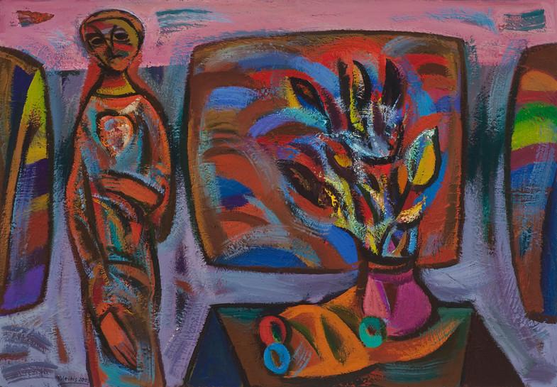 Vienumoje, 2003
