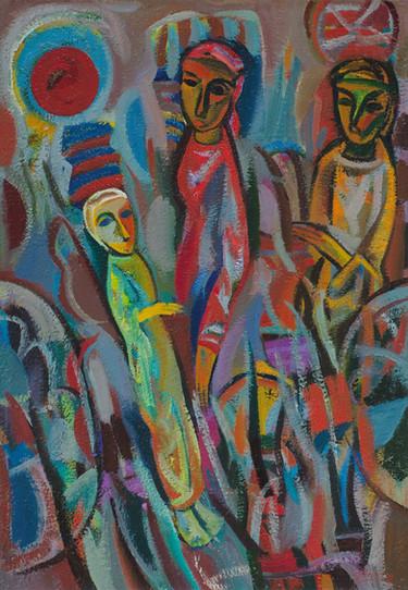 Rudens sodas, 2004