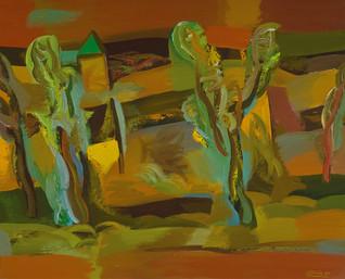 Švelnus ruduo, 1985