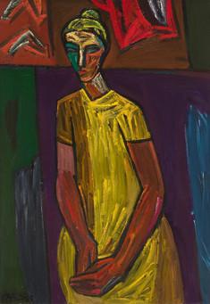 Mergina, 1969