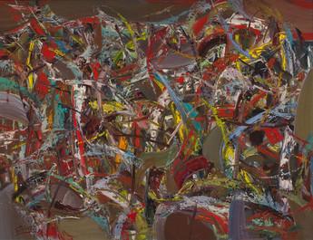 Tapybos erdvė, 1996