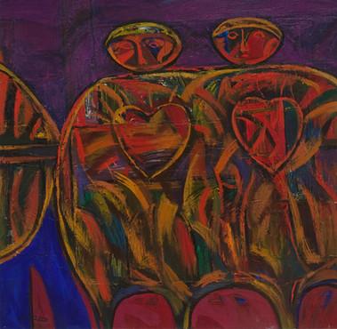 Dvi figūros, 2002