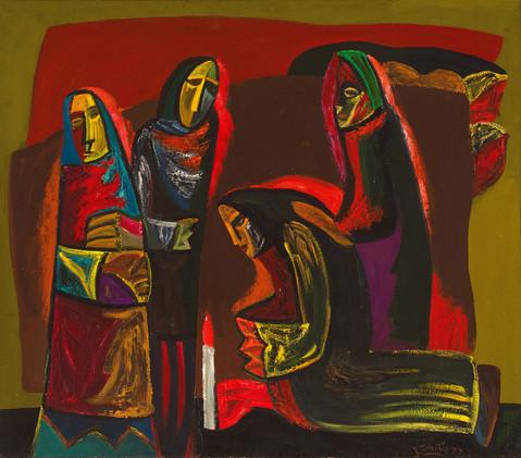 Rauda, 1977