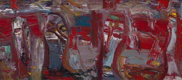 Keturios figūros, 1995-1997