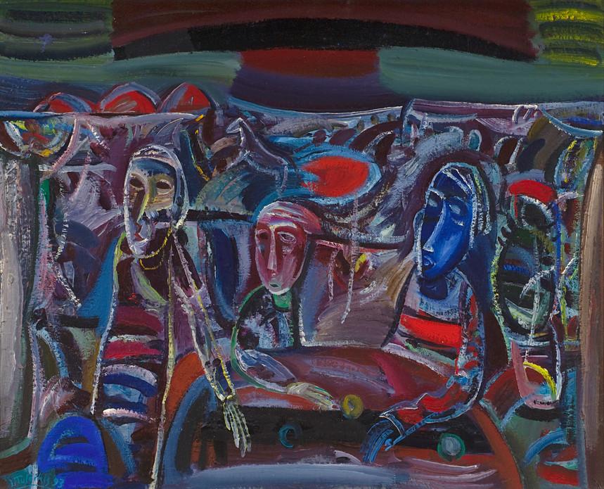 Paženklinti, 1993