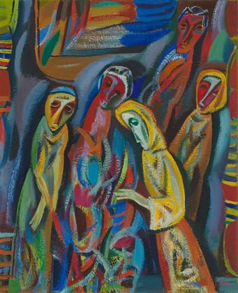 Kaimynai, 2003