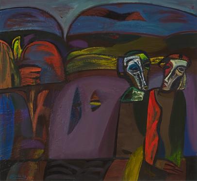 Dviese vakare, 1988-2004