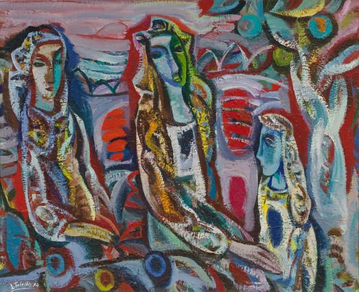 Ruduo sodžiuje, 1994