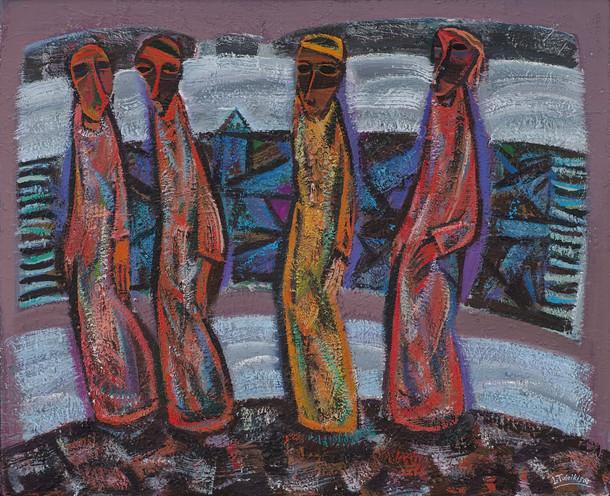 Sodžiaus moterys, 2002