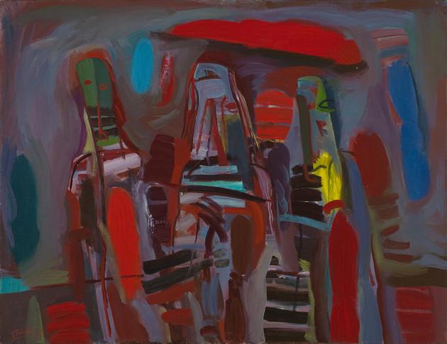 Nebaigtas paveikslas, 1996