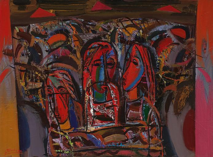 Neramus laikas, 1996