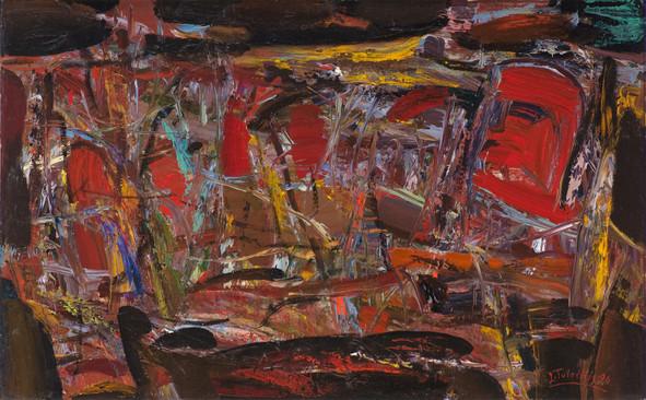 Dramatiškas motyvas, 1996