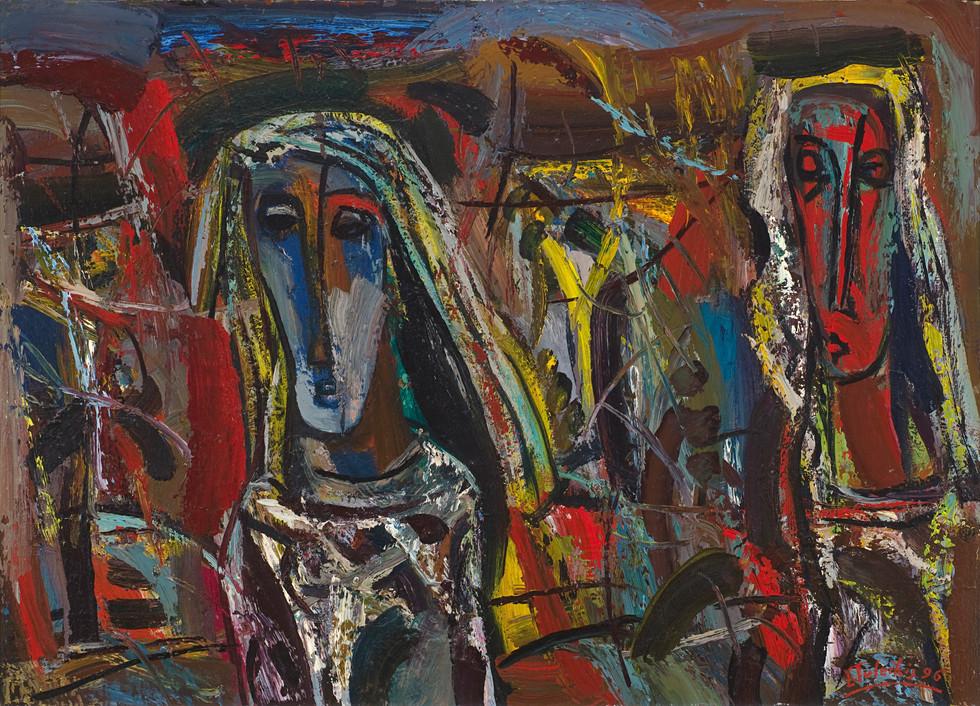 Moterų ruduo, 1996