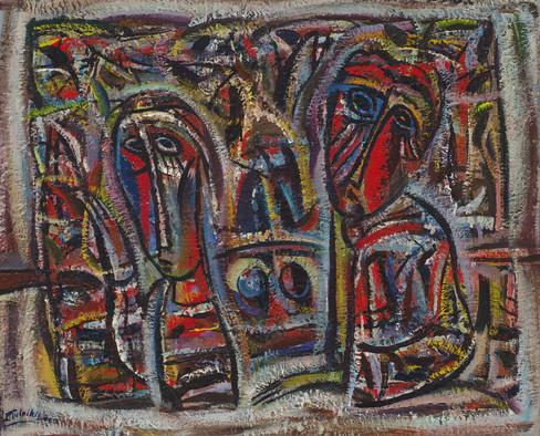 Dviese sodžiuje, 1995