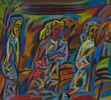 Moterų kelionė, 2002