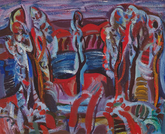 Romantiškas peizažas, 1993