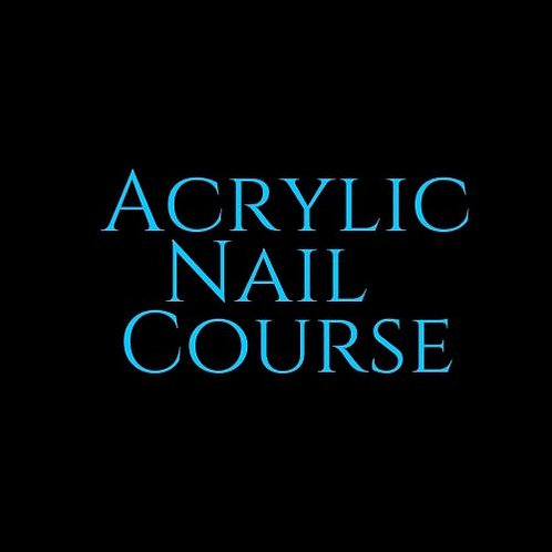 Acrylic Nail Extension Course