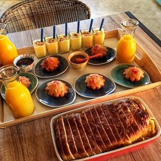 la placette albigeoise petit déjeuner..j
