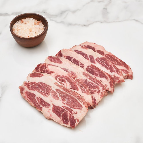 Deraza Iberico Fresh Iberico Pork Collar