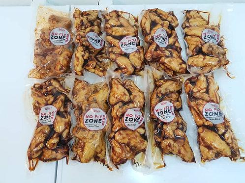 Ticklish Chicken Wings