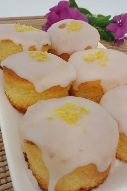 Mini Lemon Cakes 8pcs