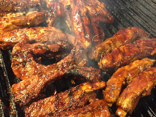 Ticklish Pork Ribs