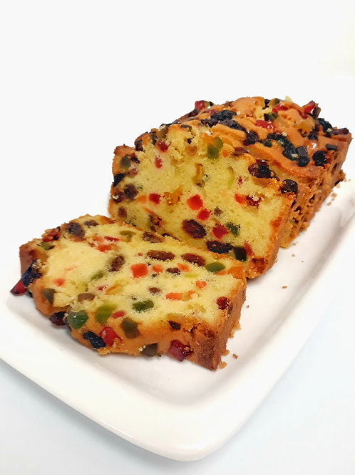 Homemade English Fruit Cake 700g