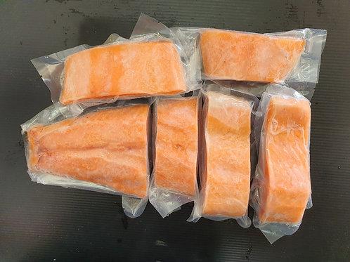 Norway Salmon Fillet (Cut & Vacuum)