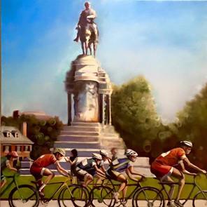Race On Monument Avenue
