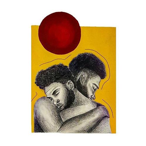 Afeto não afeta | @nathallyafaria.artes