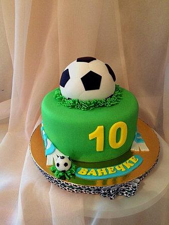 фото торт мальчику на 10 лет