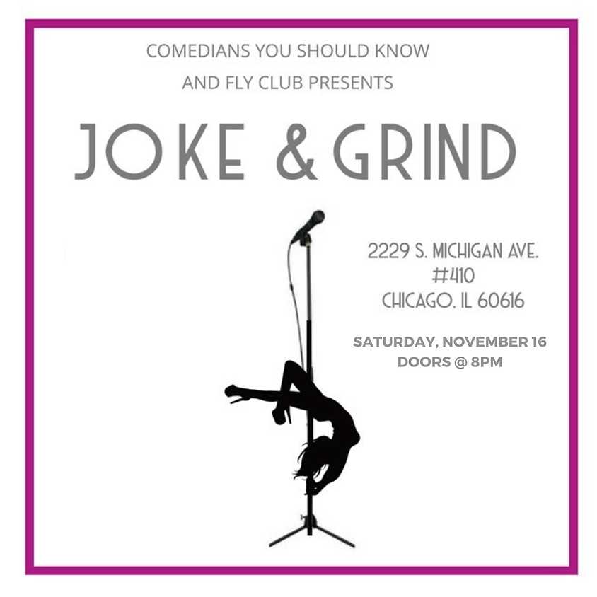 Joke & Grind