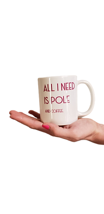 Pole + Coffee Mug
