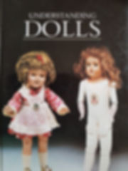 Understanding Dolls By Caroline G Goodfellow New Book  Hard cover $15 effiesdolls.com