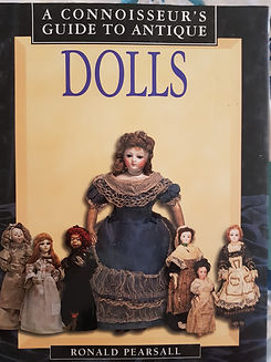 A Connoisseur's Guide to Antique Dolls #effiesdolls.com