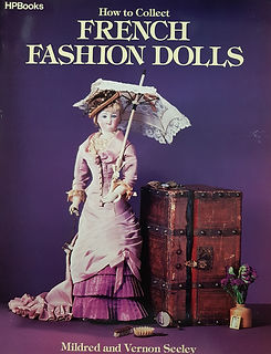 How to Collect French Fashion Dolls #effiesdolls.com