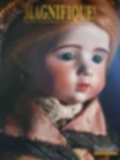 Magnifique The family dolls of Mildred Seeley and more Theriault's Excellent condition, soft cover $45 ​effiesdolls.com