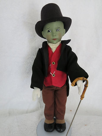 Dawn as Jiminy Cricket #effiesdolls.com
