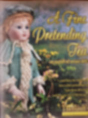 A Fine Pretending Tea Theriault's Excellent condition, soft cover $40