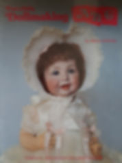 Porcelain Dollmaking by Clarice Aldridge Good condition, soft cover $10
