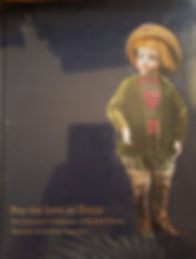 Clay Art Japanese book on dolls Excellent condition soft cover $20