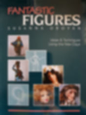 Fantastic Figures By Susanna Oroyan Excellent Condition, Soft cover $30 effiesdolls.com