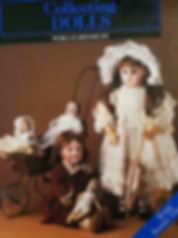 Collecting Dolls  by Nora Earnshaw Excellent condition, Hard cover $30 effiesdolls.com